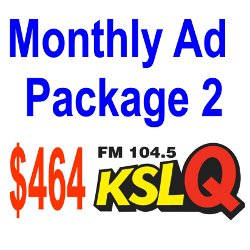 KSLQ Monthly Ad Package 2 464 250 X 250  JPEG