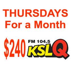 Thursdays_For_A_Month 250 X 250