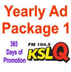 Yearly Ad Package 1