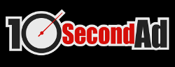 ten Second Ad Black Background JPEG 250 Wide