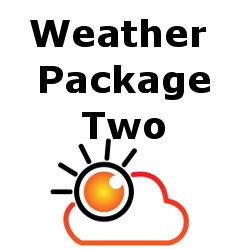 Weather Package TWO PNG 250 X 250